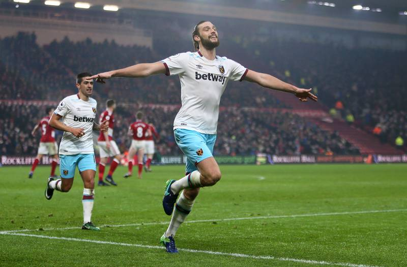 Is Andy Carroll Taking The Piss With His Toughest Ever Opponent?!
