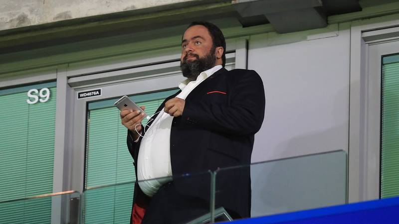 Olympiacos President Fines Squad £350,000 And Sends Them Into Exile After 1-1 Draw