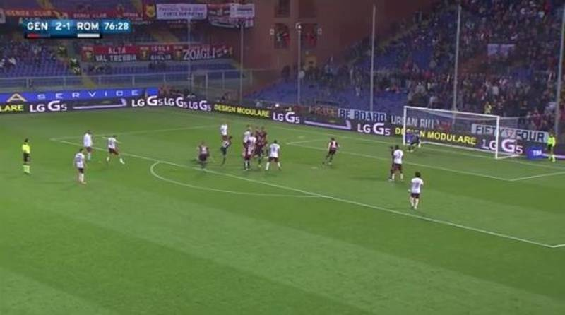 WATCH: Francesco Totti Being A Magnificent Bastard, Once Again