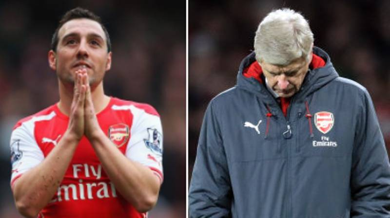 The Message Cazorla Sent To Wenger After Ankle Op Is Truly Heartbreaking