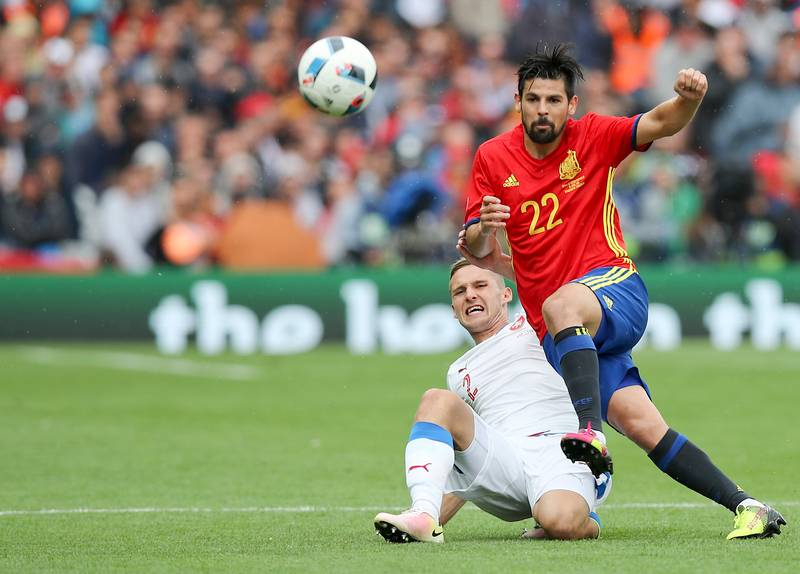 Who is Manchester City target Nolito?