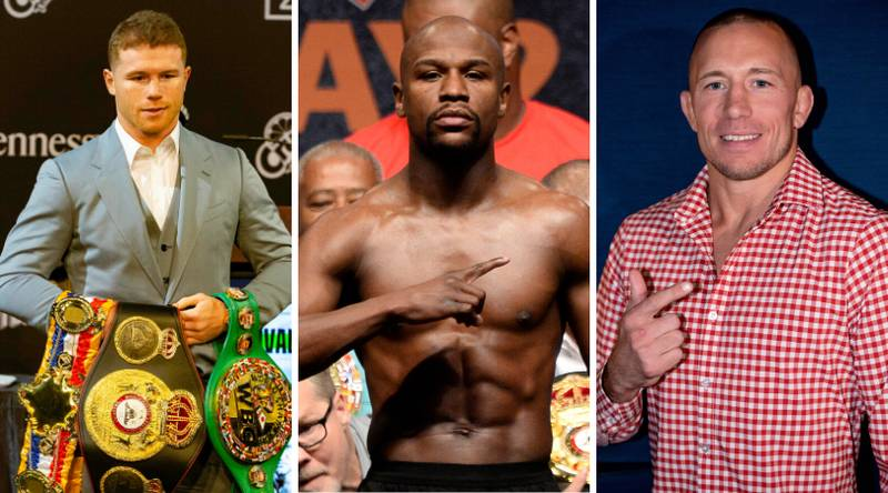 The 12 Best Fighters Of The Last Decade Have Been Named And Ranked