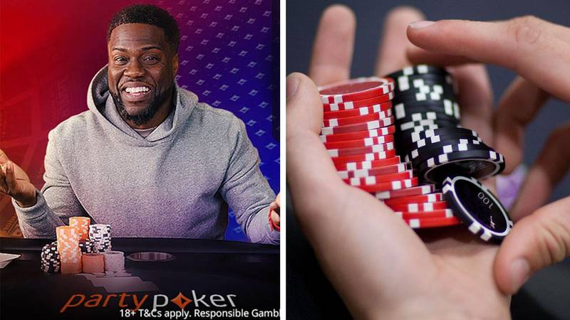 £1,000 Guaranteed Poker Tournament With A Chance To Win A PS5