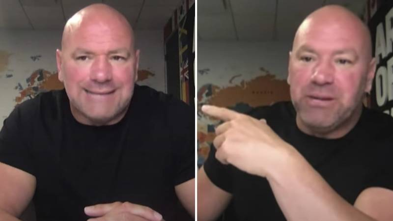 Dana White Asked Which Four UFC Fights He Is Most Excited For In 2020
