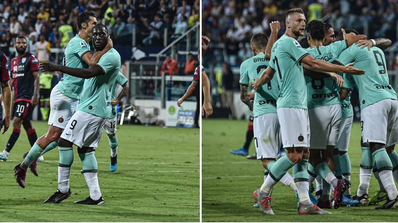 Romelu Lukaku Suffers Disgusting Racist Abuse From Cagliari Fans During Inter Win