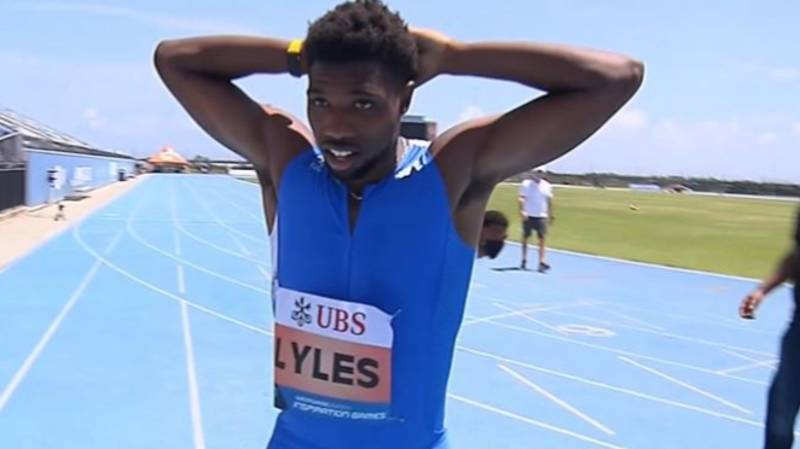 American Sprinter 'Breaks' Usain Bolt's World Record, Only To Find Out He Ran 185m