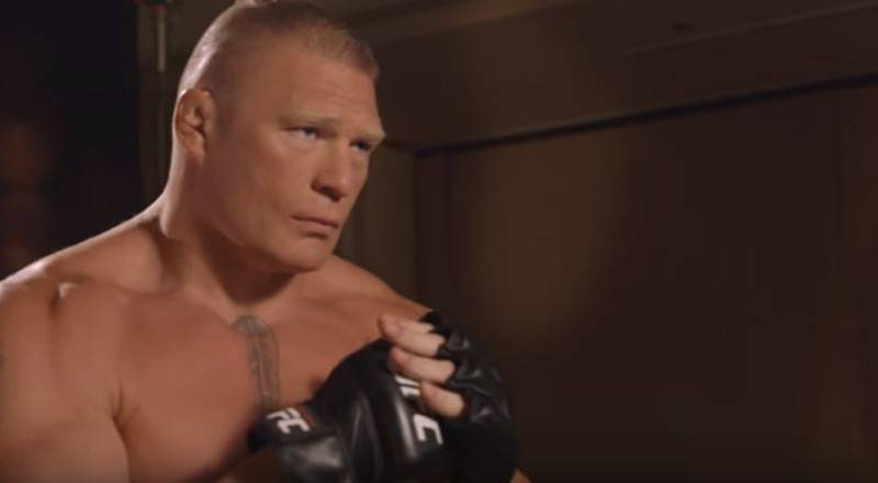 Brock Lesnar Won't Face Punishment From WWE For Failed UFC Drugs Tests