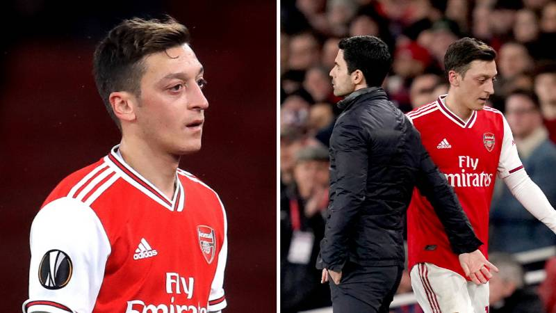 Mesut Ozil In 'Advanced Negotiations' Over Move Away From Arsenal