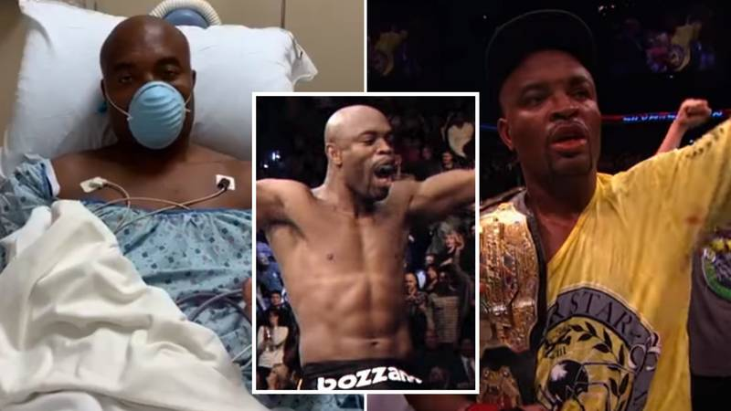 UFC Legend Anderson Silva Reveals 'I'll Be 100 Per Cent Soon And Do My Two Fights'