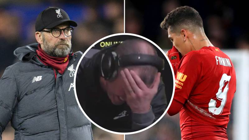Liverpool Fan Has A Meltdown And Says He's 'Not Confident' About Winning The Premier League