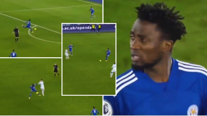 Wilfred Ndidi's Individual Highlights Vs. Chelsea Proves He's The Best DM In The Premier League