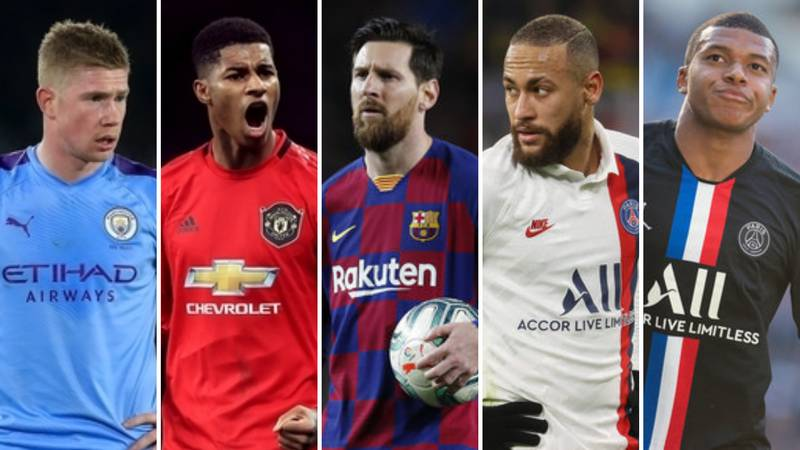 The 30 Most Valuable Footballers In The World Right Now Have Been Revealed