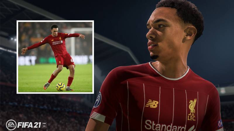 Trent Alexander-Arnold's Trademark Whipped Cross Has Been Added To FIFA 21