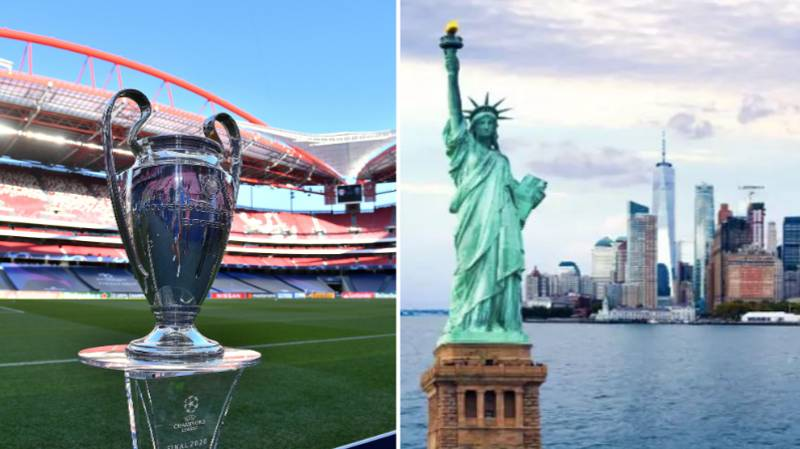 Champions League Final Could Be Played In New York In 2024