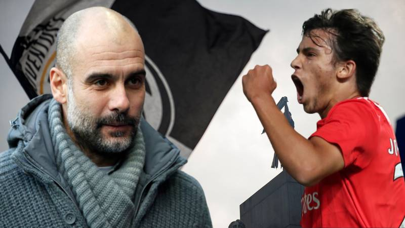 Juventus To Target Manchester City Boss Pep Guardiola And €120m Signing João Félix