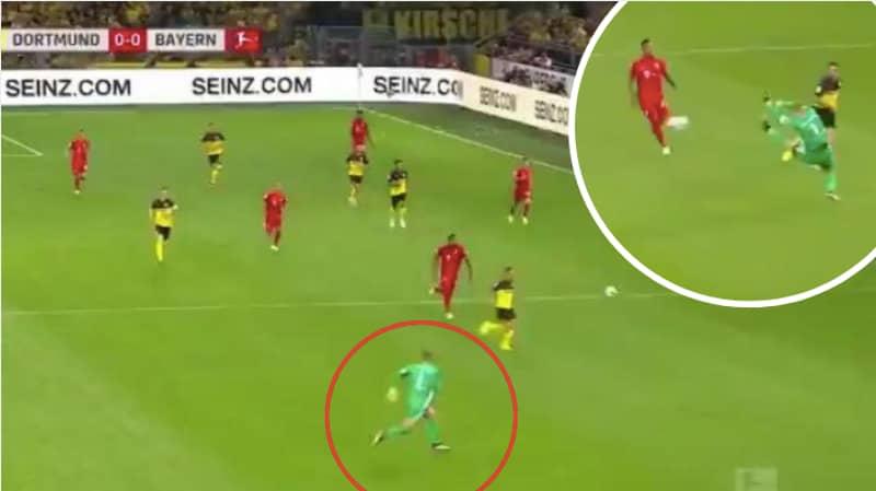 Manuel Neuer Is Still Doing Manuel Neuer Things In 2019
