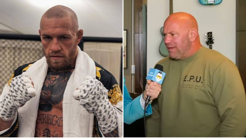 Conor McGregor's Next Opponent 'In A Perfect World' Revealed If He Wins At UFC 257