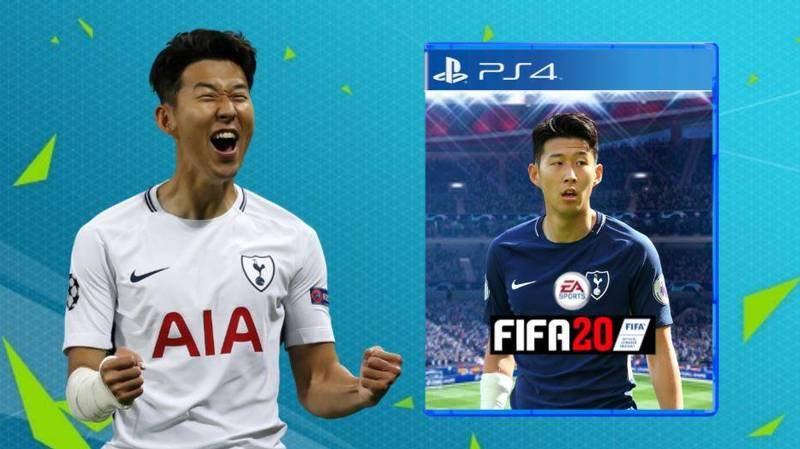 48% Of People Want Heung-Min Son To Be FIFA 20 Cover Star