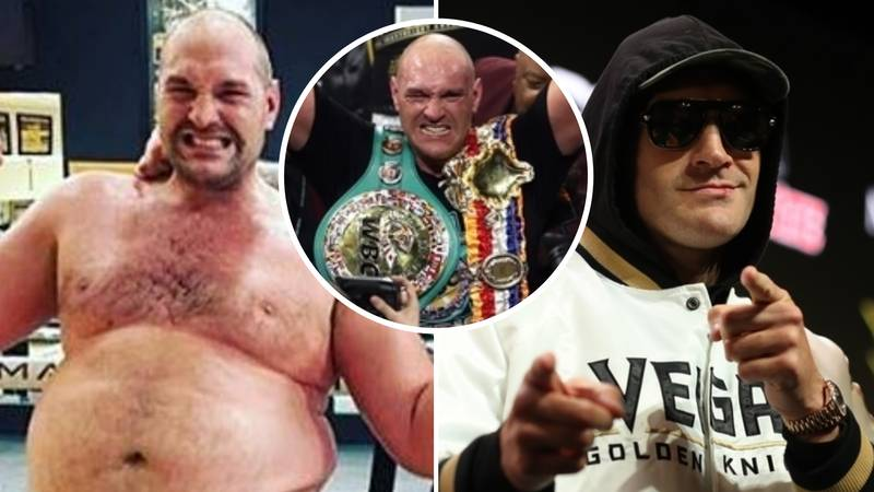 Tyson Fury's Comeback Journey From Mental Health Battle And Attempted Suicide Is Now Complete