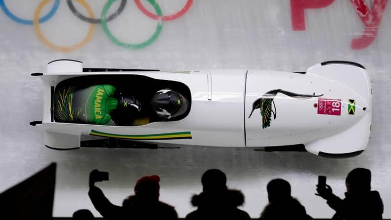 Jamaican Women's Bobsleigh Team Just Made History