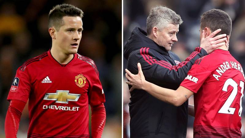 Solskjær's Win-Loss Record At Manchester United Without Herrera Shows How Much He Needs Him