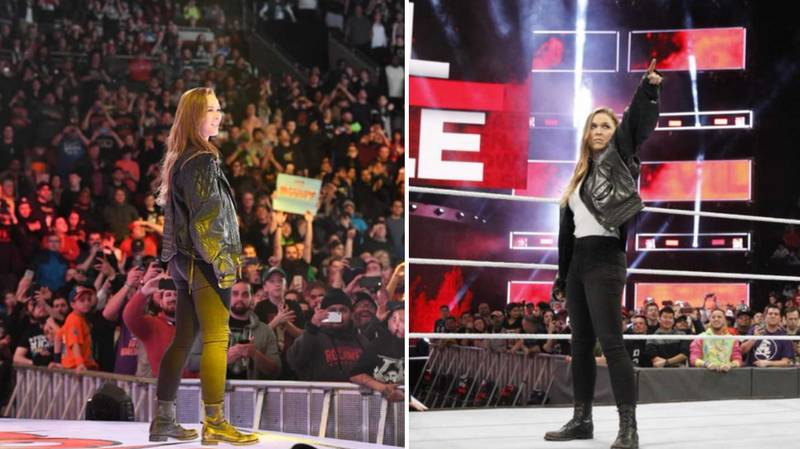 Ronda Rousey's Debut Match In WWE Looks Set To Be Very Special