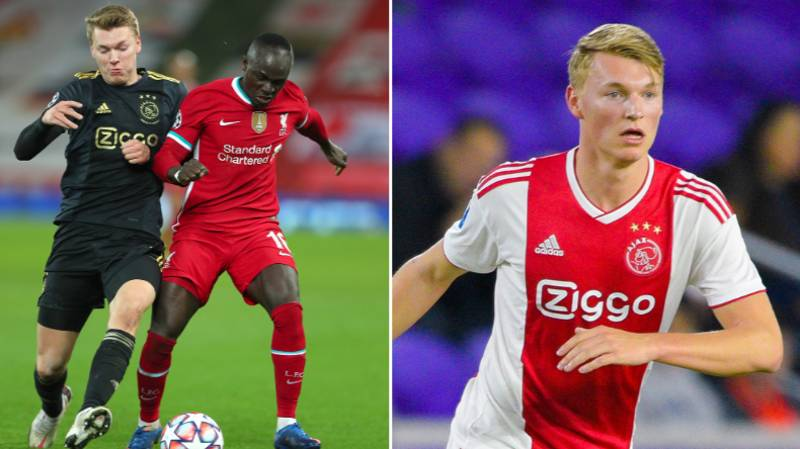 Fans Are Convinced Ajax Have Cloned Matthijs De Ligt After Seeing Perr Schuurs Against Liverpool