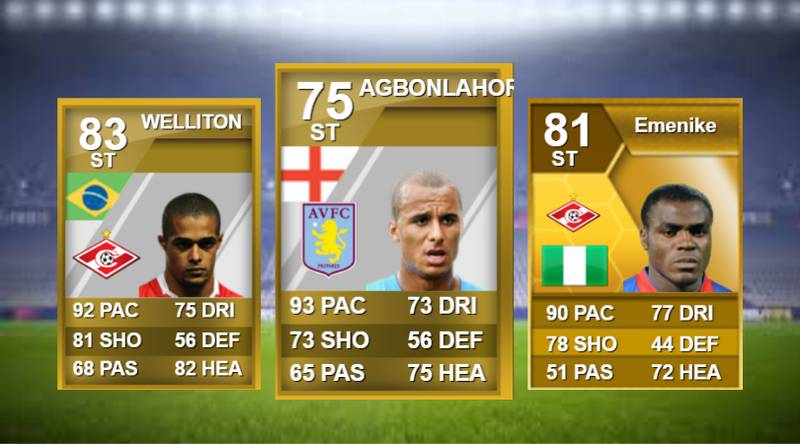 The 25 Deadly FIFA Ultimate Team Cards The Streets Will Never Forget
