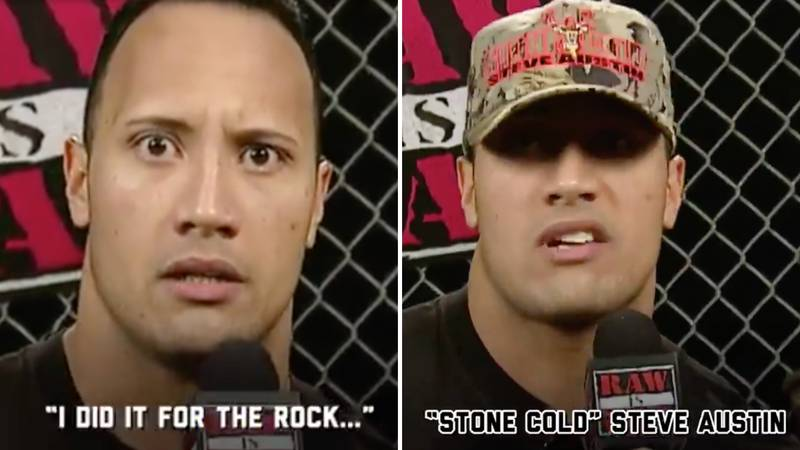 When The Rock Destroyed Five WWE Legends In The Greatest Promo Of All Time