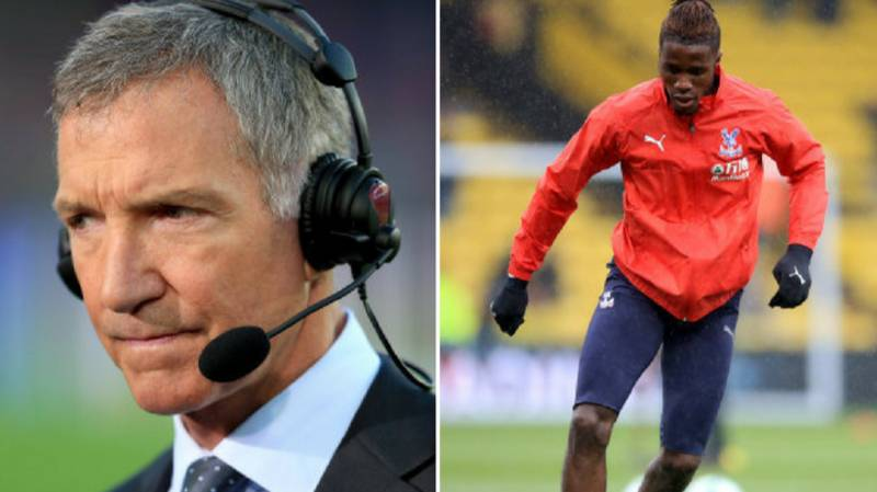Wilfried Zaha Could Play For Real Madrid, Says Graeme Souness