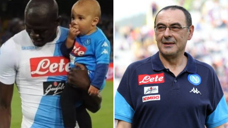 Kalidou Koulibaly Recalls Story Of How Sarri Put Him On The Bench After Attending Son's Birth