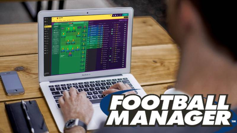 """Football Manager Ruined My Life... I Took My Laptop To A Wedding For Deadline Day"""
