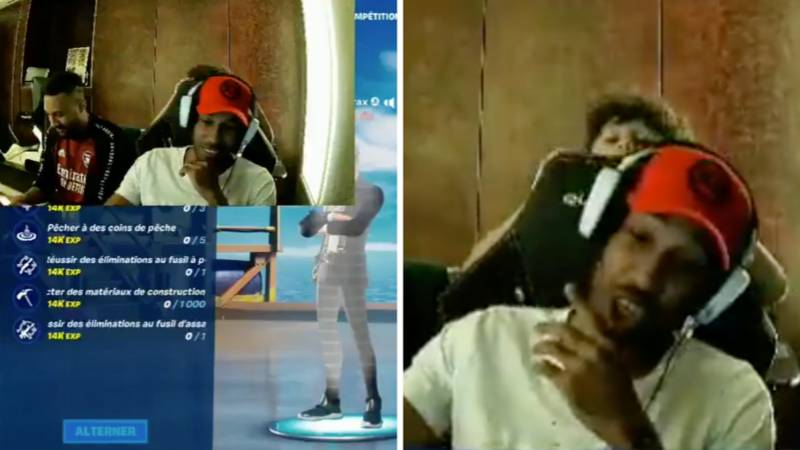 Arsenal's Pierre-Emerick Aubameyang Gives His Brutally Honest Thoughts On Tottenham During Twitch Livestream