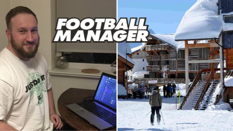 Man Offered Job After Sending Them Application Of His Achievements On Football Manager