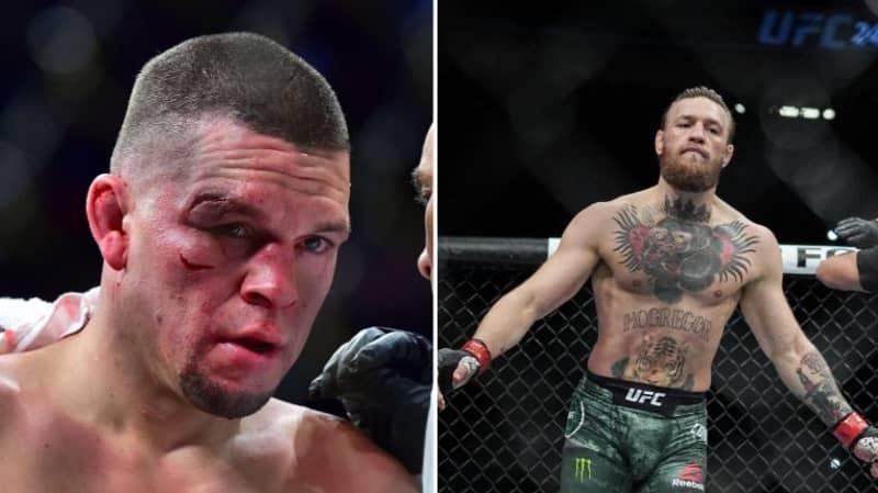 Conor McGregor Mocks Nate Diaz's Intelligence On Social Media