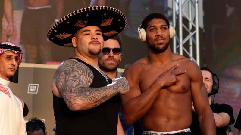 Ruiz Jr vs Joshua: LIVE Stream And TV Channel Info For Heavyweight Showdown