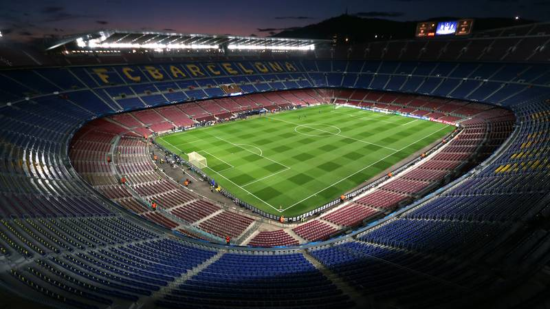 Barcelona To Sell Naming Rights of Nou Camp For One Year, Proceeds Going Towards COVID-19 Research