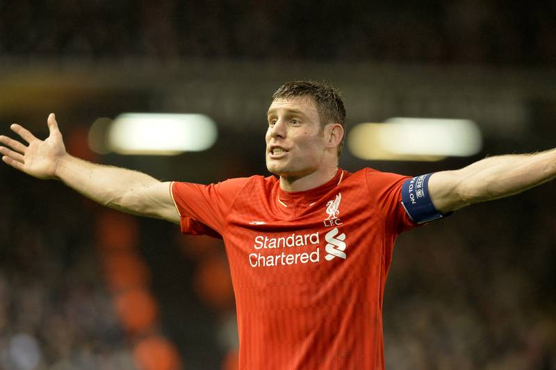 An Interview With 'Boring James Milner'