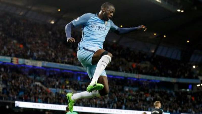 Yaya Toure and His Agent Donate £100,000 to Help the Victims of Manchester Attack