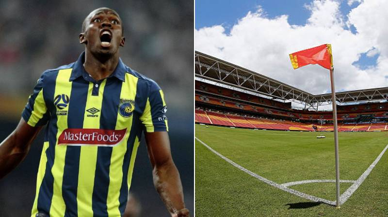 Usain Bolt Officially Joins A-League Side Central Coast Mariners