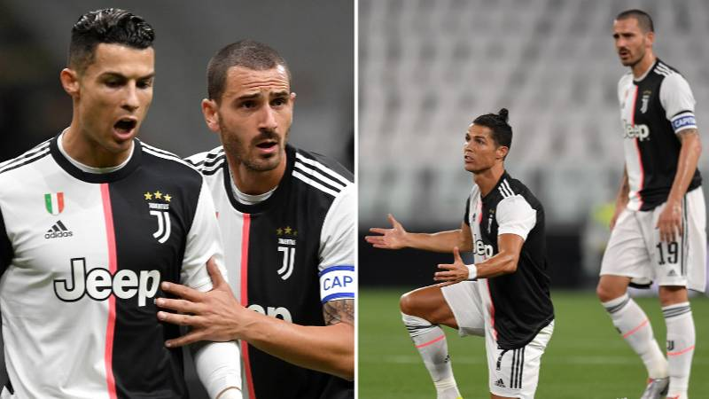 Leonardo Bonucci Explained The Difference Between Cristiano Ronaldo And Everyone Else