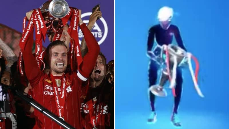 Jordan Henderson's 'Hendo Shuffle' Trophy Lift Is Now In Fortnite