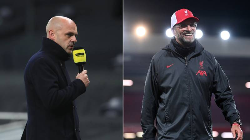 Danny Murphy Names The Signing Liverpool Should Make In The Next 24 Hours