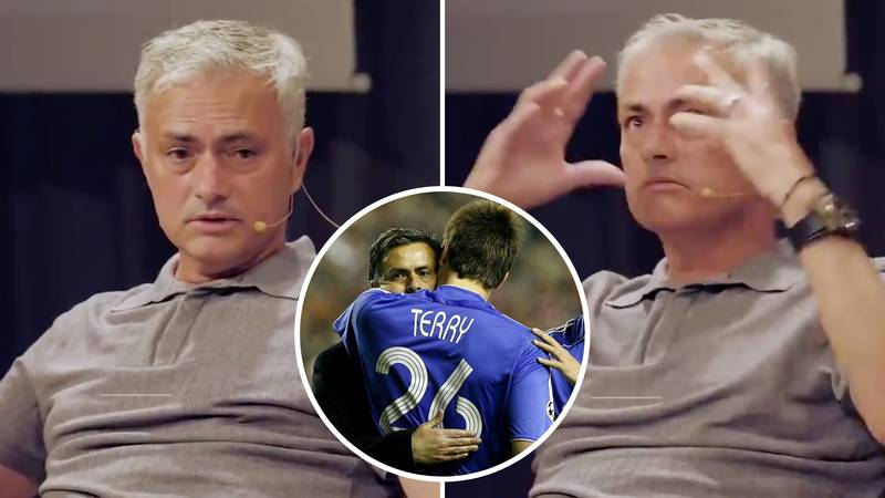 Jose Mourinho Brilliantly Explains The Major Difference Between A Captain And A Leader