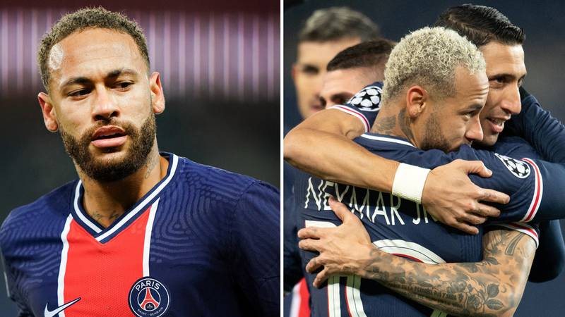 Paris Saint-Germain superstar Neymar names three of his favorite players to watch in football