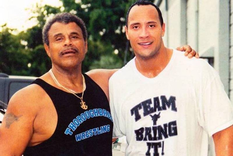 Rocky Johnson, Father Of Dwayne 'The Rock' Johnson, Dies Aged 75