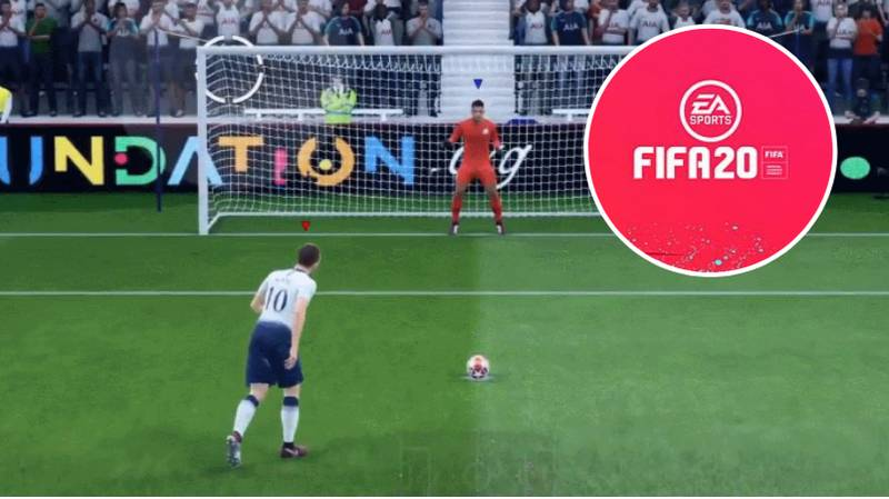 EA Sports Have Made Big Changes To Free-Kicks And Penalties On FIFA 20