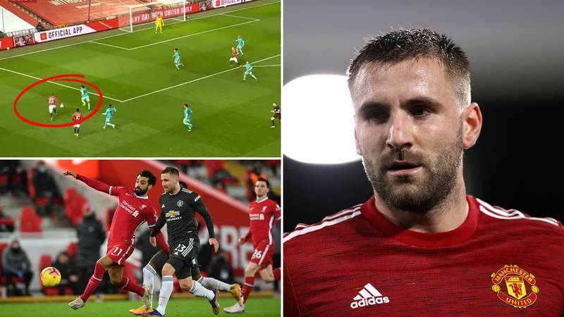 "Incredibly Detailed Thread Explains How Luke Shaw Has Become ""One Of The Best Full-Backs In Europe"""