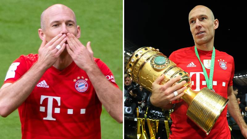 Arjen Robben Admits That He Could Make A Stunning U-Turn On His Retirement
