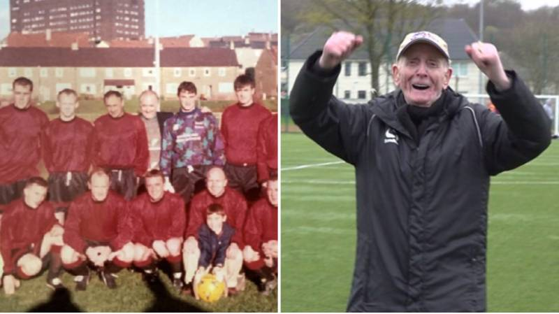 Meet The 83-Year Old Who Has Been A Football Manager Since 1953